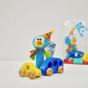 Speelgoedautootjes