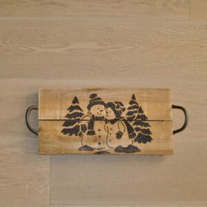 Dienblad hout
